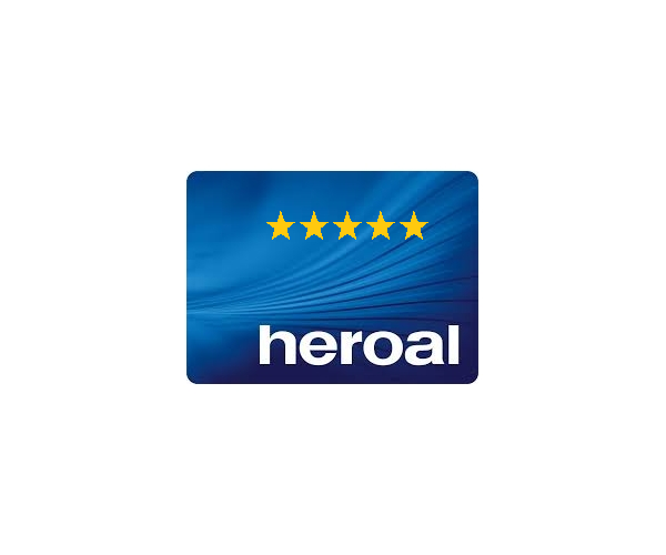 Heroal RS.42 Rolluik halfrond